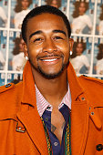 Omarion attends the Arise Made In Africa Spring 2012 Designer Collective at Mercedes Benz NY Fashion Week at Avery Fisher Hall at Lincoln Center for...