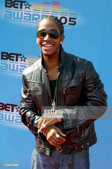 Omarion during 2005 BET Awards Arrivals at Kodak Theatre in Los Angeles California United States
