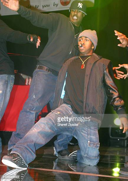 Omarion during Full Frontal Hip Hop Presented by Hot 97 at Hammerstien Ballroom in New York City New York United States