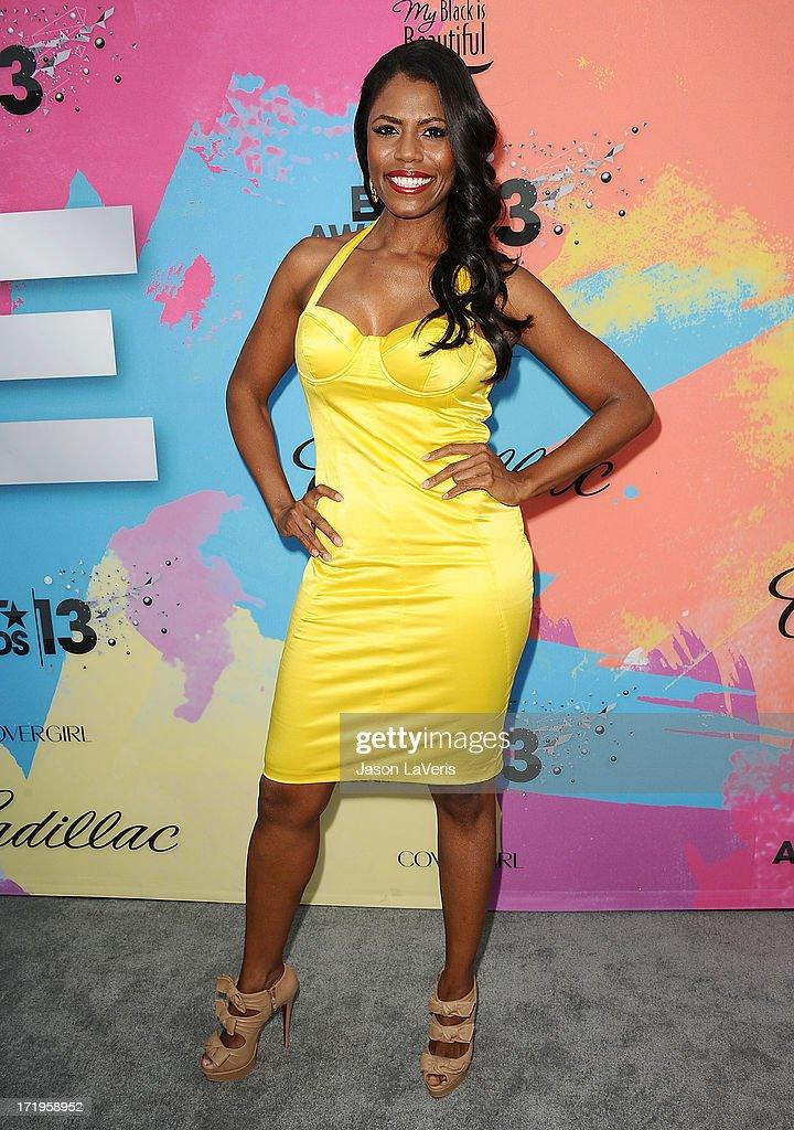 Omarosa Manigault attends Debra L. Lee's 7th annual VIP pre BET dinner event at Milk Studios on June 29, 2013 in Los Angeles, California.