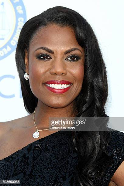 Omarosa Manigault attends the 47th NAACP Image Awards held at Pasadena Civic Auditorium on February 5 2016 in Pasadena California