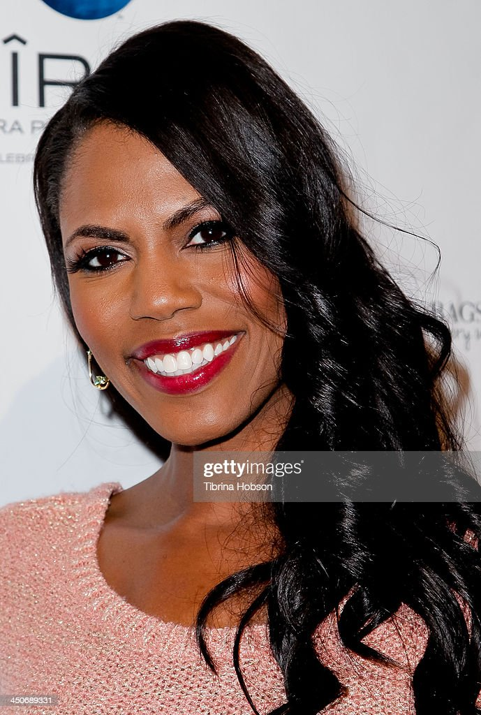 Omarosa Manigault attends the 'Bags To Benefit' charity evening for CHAMPS High School of the Arts at Tru Hollywood on November 19, 2013 in Hollywood, California.