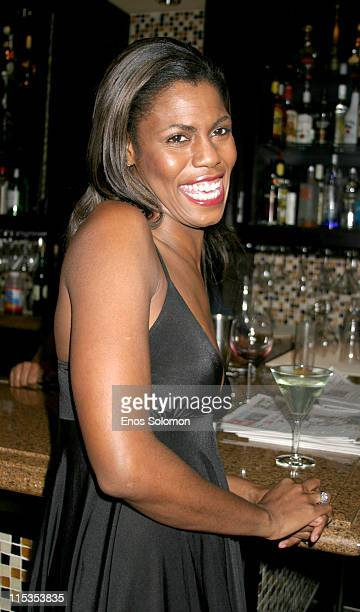 Omarosa ManigaultStallworth CoHost of House Of Clues