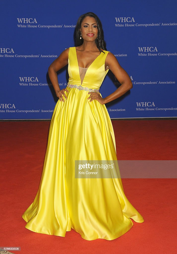 Omarose Onee Manigault attends the 102nd White House Correspondents' Association Dinner on April 30, 2016 in Washington, DC.