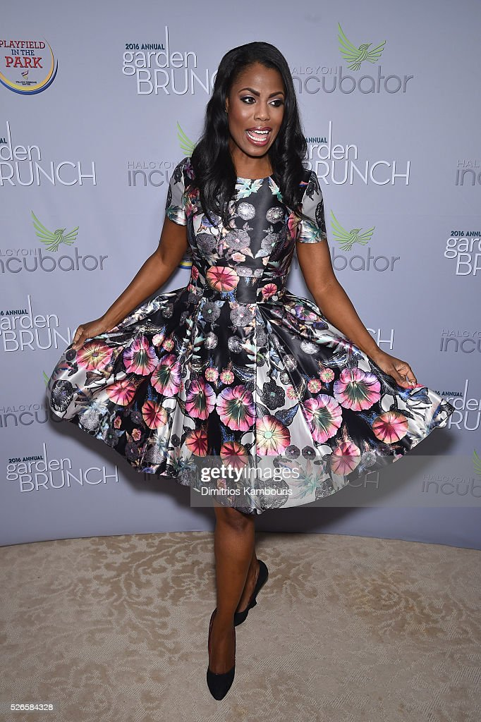Omarose Onee Manigault attends the Garden Brunch prior to the 102nd White House Correspondents' Association Dinner at the Beall-Washington House on April 30, 2016 in Washington, DC.