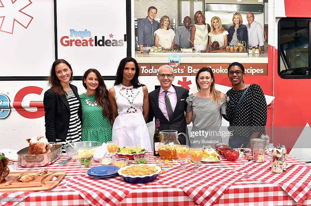 OMD/Lay's Kettle Associate Print Director Jennifer Massaro OMD/Lay's Kettle Supervisor Print Investment Jessica Taylor 'Top Chef' host Padma Lakshmi...