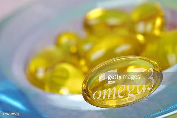 Omega 3 Food Supplement