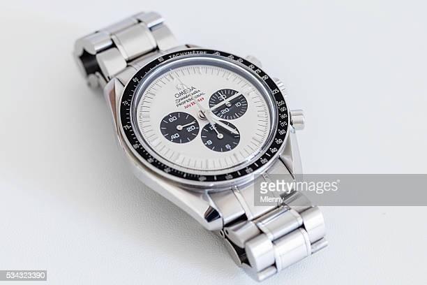 Omega Speedmaster professionnel SU 145 Apollo XI Regardez 2 h 27
