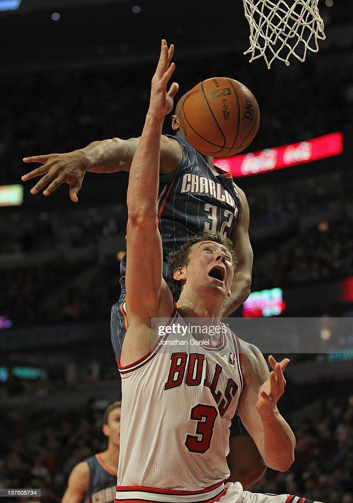 Charlotte Bobcats v Chicago Bulls