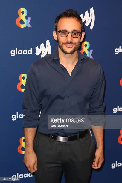 Omid Abtahi arrives at 'American Gods' advance screening In Partnership with GLAAD at The Paley Center for Media on May 10 2017 in Beverly Hills...