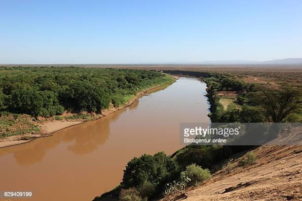 Omo region Valley of the Omo River Omo River