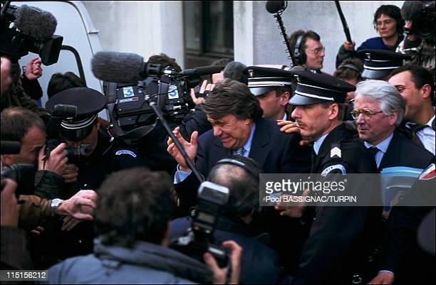 trial France on March 13 1995 Bernard Tapie