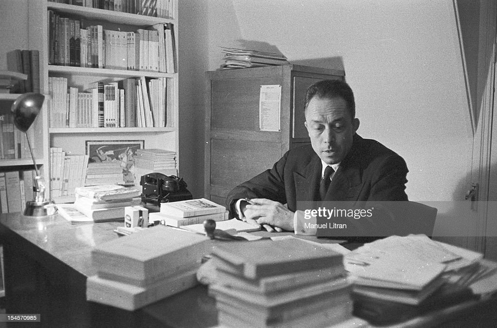 the biography and literary works of albert camus Get information, facts, and pictures about albert camus at encyclopediacom make research projects and school reports about albert camus easy with credible articles.