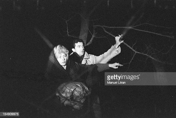 On 23 November 1956 during the exodus of Hungarian Soviet repression night and disguised as an old woman ballerina Vera PASZTOR passes the...