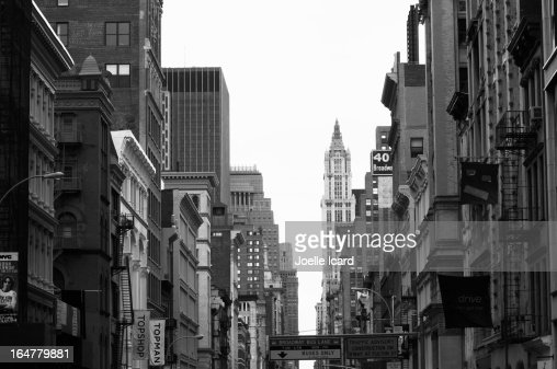 On Broadway : Stock Photo