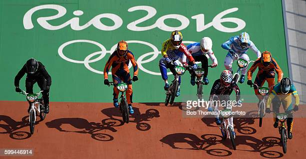 on day 14 of the Rio 2016 Olympic Games at the Olympic BMX Centre on August 19 2016 in Rio de Janeiro Brazil Photo by Bob Thomas/Popperfoto/Getty...