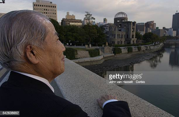 On his way home Sunao Tsuboi often reflects on his past history at Aioi Bridge just opposite the ABomb Dome the epicenter of the explosion As a...