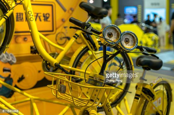 On Jul 5th ofo official announced that as a cooperation with the popular animation role Minions a customized version of ofo big eyes yellow bike will...