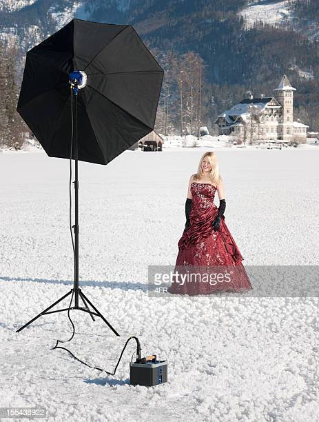 On Location Photography, Outdoor Fashion Shoot