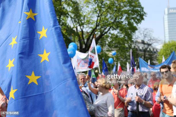 On May 06 2017 which is celebrated as Europe Day in the European Union the Civic Platform party the main opposition party in Poland's parliament...