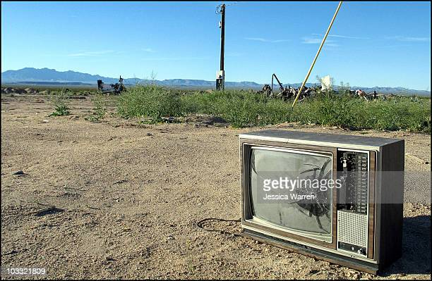 TV on Roadside