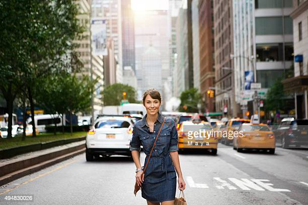 Sulle strade di New York