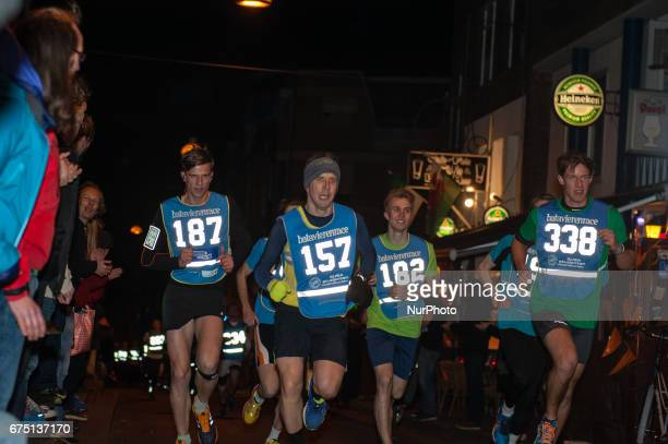On the 28th of April 2017 the 45th edition of the Batavierenrace started in Nijmegen The Batavierenrace is a relay race over 175 km from Nijmegen to...