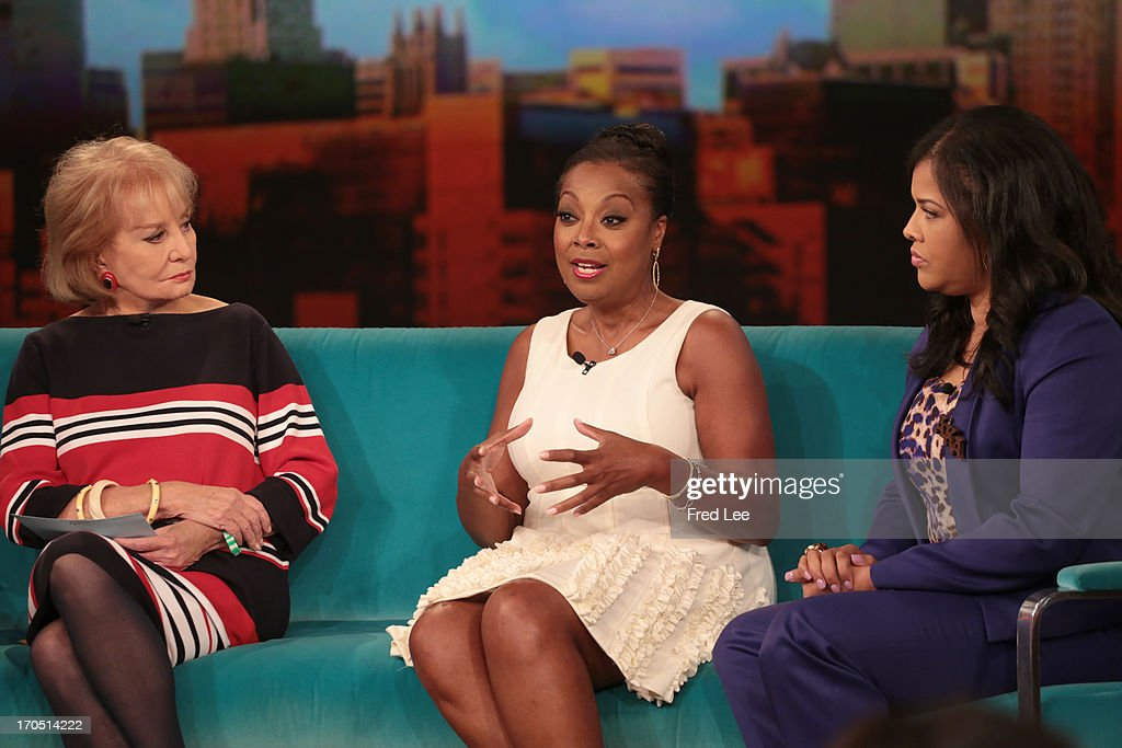 THE VIEW - On the eve of the six-month anniversary of the school shooting at Sandy Hook Elementary School, three mothers who lost their children on that tragic day share their stories and their fight for stricter gun legislation and mental health reform today, Thursday, June 13, 2013 on ABC's 'The View.' Also appearing are former co-host of The View Star Jones and guest co-host Lisa Guerrero ('Inside Edition'). 'The View' airs Monday-Friday (11:00 am-12:00 pm, ET) on the ABC Television Network. RANSOM