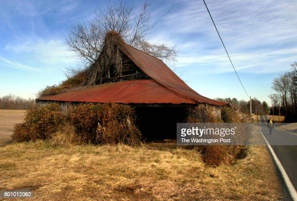 On the farm owned by farmer and barn owner Sam Spaulding in Hollywood Maryland sits a barn built in the earlytomid 1800's There is an effort underway...