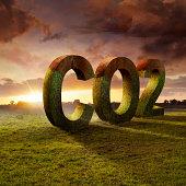 CO2 on the fields