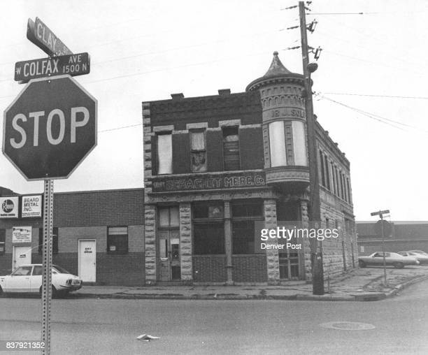 On the month side of West Colfax its clay St on the South side begins of Morrison Road Busy Intersection Of Years Past What was once a busy...