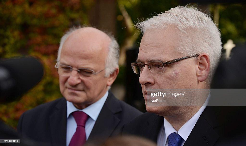 Ivo Josipovic   Getty Images