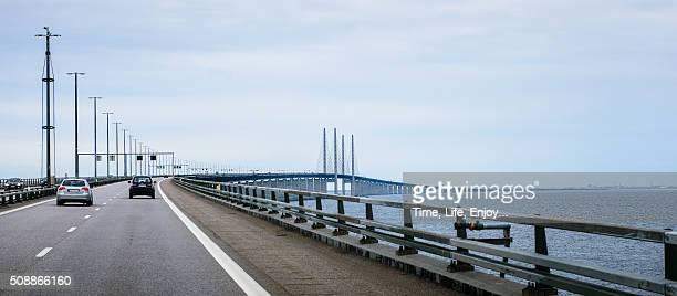 On the Oresund bridge