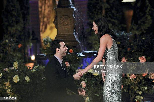 THE BACHELORETTE On the premiere 'Episode 901' Desiree begins her Cinderella journey when Chris Harrison welcomes her to her new home a cliffside...