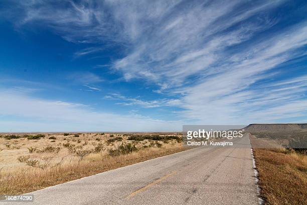 On the road to Alamogordo and Roswell