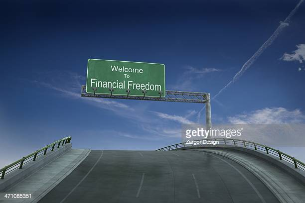 On the road to financial freedom