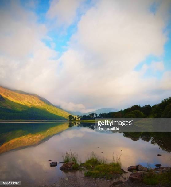 On The Shores Of Buttermere In the English Lake District
