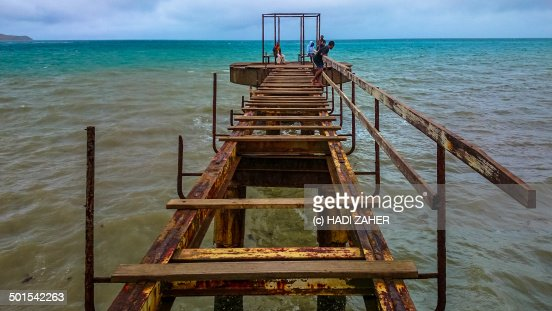 On the shores of the Gulf of Papua