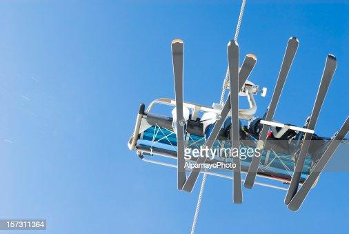 On the ski lift (chairlift) - II