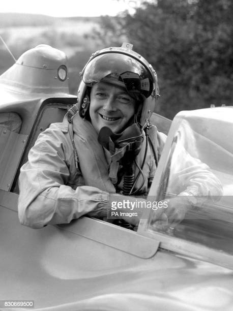 On this day in 1967 Donald Campbell died while attempting to break the world water speed record Donald Campbell in the cockpit of his jetpowered...