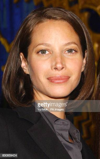 On this day in 1969 Supermodel Christy Turlington was born Supermodel Christy Turlington one of the cofounders of the Sundari skin care range of...