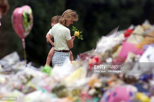 On this day in 2000 the body of missing eight year old Sarah Payne was found beside the A29 in Pulborough West Sussex A young mum and her daughter...