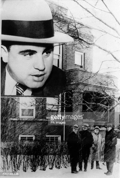On this Day in History American gangster Al Capone was sentenced to 11 years in Alcatraz for income tax evasion It was the only charge that could be...