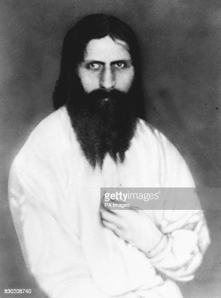 On this Day in History The Russian monk and Mystic Gregory Rasputin is mudered by Russian Nobles assisted by a British agent RASPUTIN c1914 Gregory...
