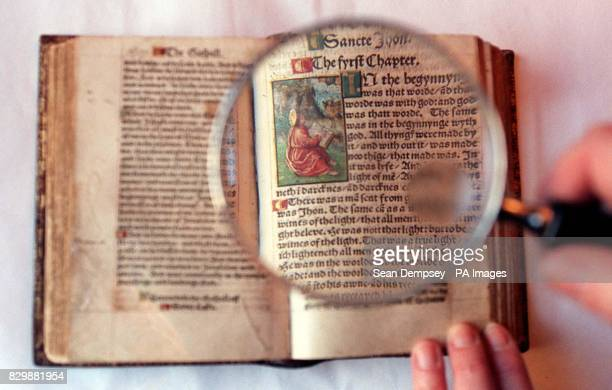 06/10/1536 On this Day in History William Tyndale who was the first man ever to translate the Bible into English was executed under the orders of...