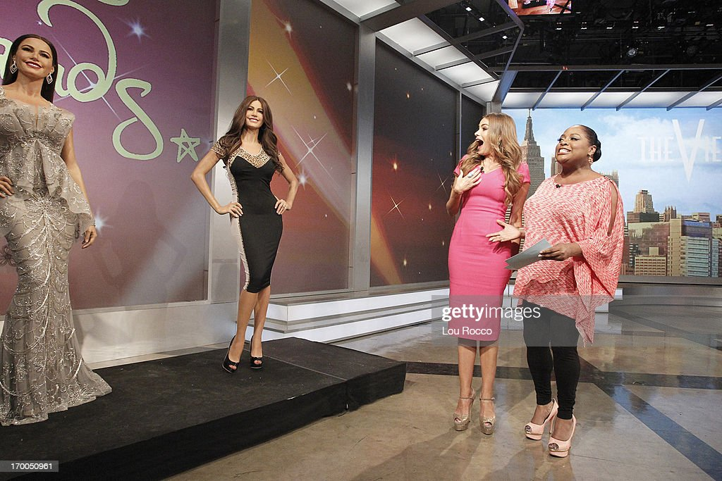 THE VIEW - (6.4.13) On today's show, guest co-host Jenny McCarthy; Sofía Vergara (ABC's 'Modern Family') and the cast of Broadways 'Pippin.' 'The View' airs Monday-Friday (11:00 am-12:00 pm, ET) on the ABC Television Network. SHEPHERD