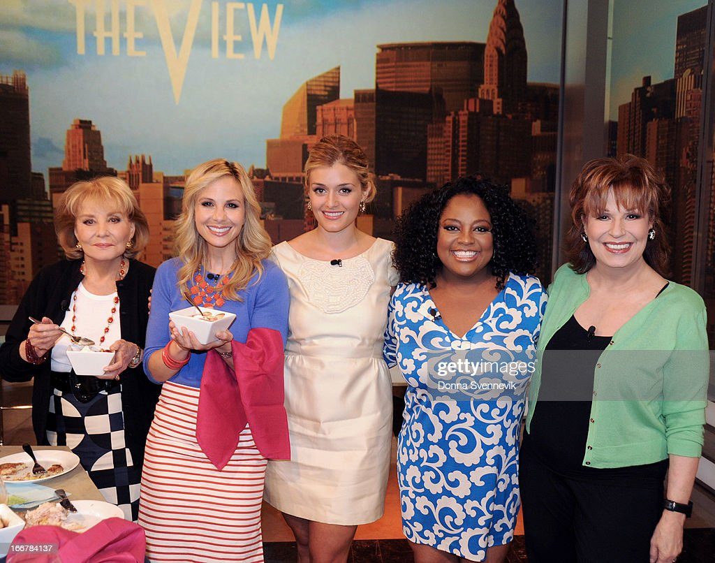 "THE VIEW - (4.16.13) On today's show, guests include, ABC News' Brian Ross via satellite from Boston with the latest news on the bombings at the Boston Marathon; Daphne Oz (ABC's ""The Chew""; author, Relish); and Jonny Lee Miller (""Elementary""). 'The View' airs Monday-Friday (11:00 am-12:00 pm, ET) on the ABC Television Network. BEHAR"