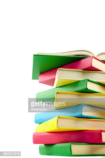 On top of knowledge : Stock Photo