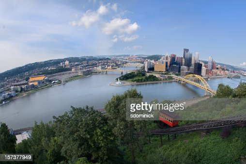 On Top Of The World In Pittsburgh