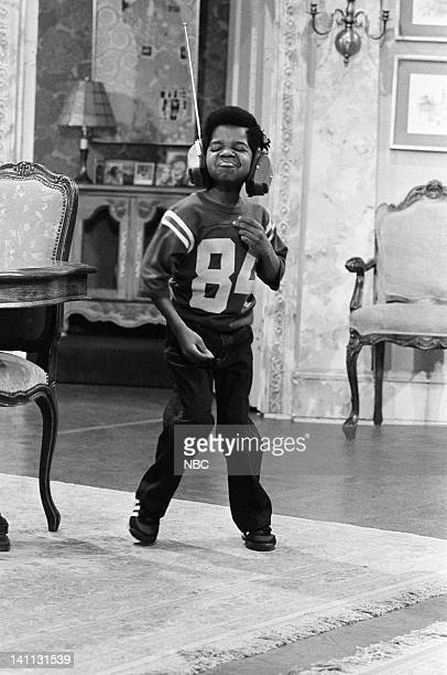 RENT STROKES 'On Your Toes' Episode 26 Pictured Gary Coleman as Arnold Jackson Photo by Paul Drinkwater/NBC/NBCU Photo Bank